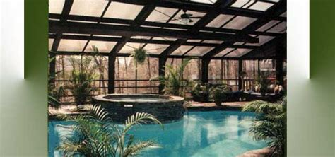 swimming pool enclosures residential pool enclosures custome residential greenhouses