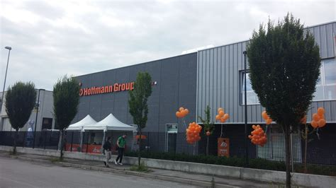 la nuova italia sede hoffmann italia inaugura la nuova sede ammonitoreweb