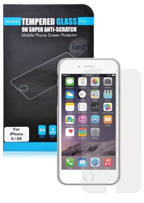 Iphone 6 Screen Guard Pro Glass Tempered Glass Iphone 6 47 10 best iphone 6s screen protectors worth buying