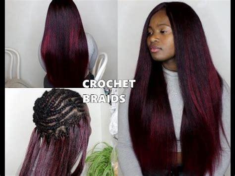 how to crochet straight hair pinterest the world s catalog of ideas