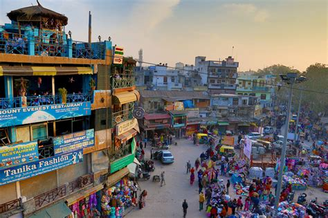 new and new delhi city in india sightseeing and landmarks