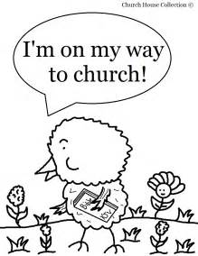 sunday school coloring pages church house collection easter coloring page