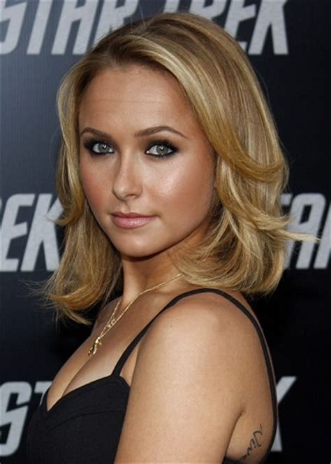 Hayden Panettiere Hairstyles by Medium Length Layered Hairstyles For Sophisticated