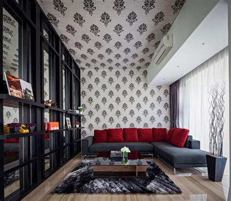 Decke Und Wand Gleiche Farbe by Beispiele F 252 R Moderne Deckengestaltung Haus In Jakarta