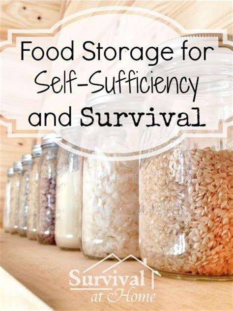 Pdf Food Storage Self Sufficiency Survival Preparedness by Food Storage For Self Sufficiency And Survival Survival