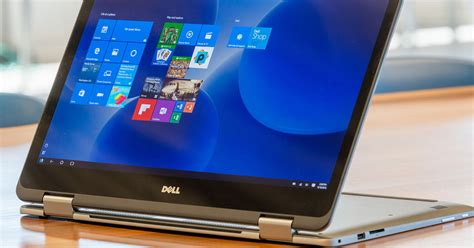 Laptop Gaming Dell Inspiron 17 7000 Touch Screen dell inspiron 17 7000 2 in 1 2016 review digital trends