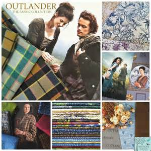 Home Decor Manufacturers by Kathy Hall Outlander Fabric Collection