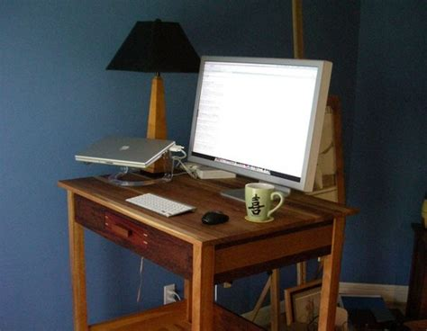 Lifehacker Standing Desk by The Handcrafted Standing Desk Lifehacker Australia
