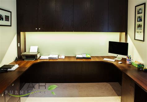 bespoke office furniture contemporary home office