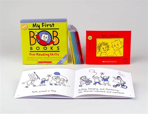 my bob books pre reading skills bob books for beginning readers quot i read the whole book