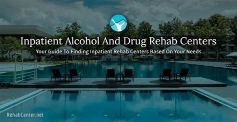 Inpatient Detox Centers In Ct by Inpatient And Rehab Centers Find The Best