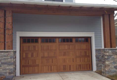 16 X 8 C H I Overhead Door Model 5983 Accent Color C H I Overhead Garage Doors Reviews