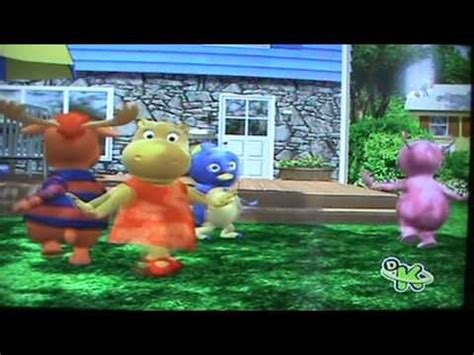 Backyardigans End Theme Song Backyardigans Encerramento