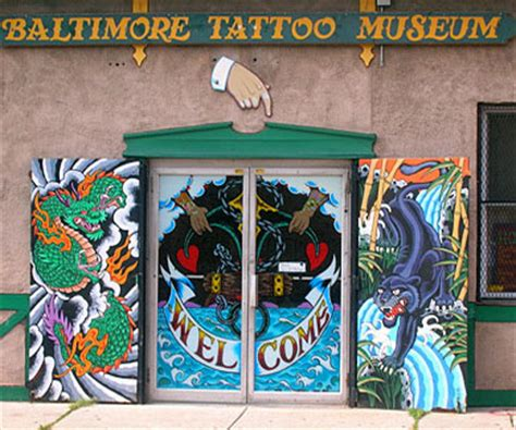 baltimore tattoo museum baltimore collegetown network