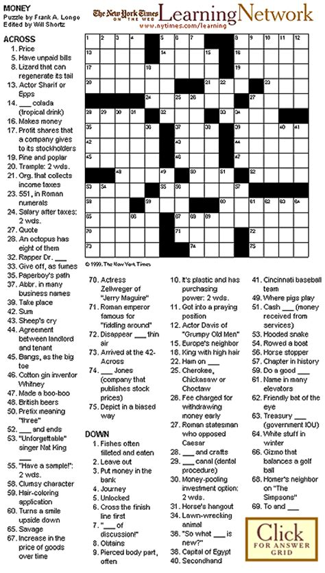 mirror eyes printable crossword puzzles search results for crossword printable calendar 2015