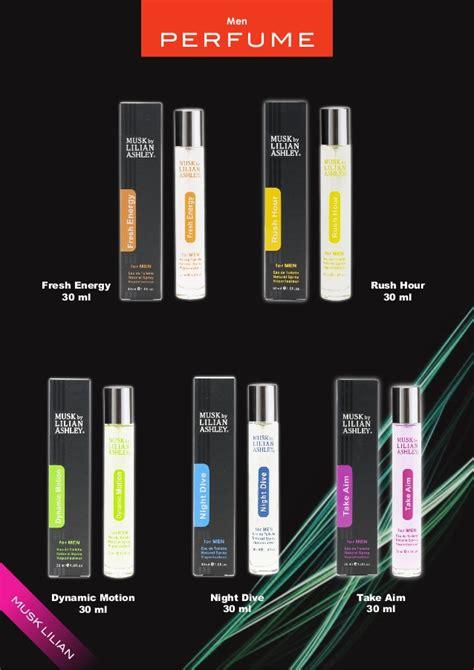 Parfum Christian Jornald Original catalog usaha parfum original musk by lilian