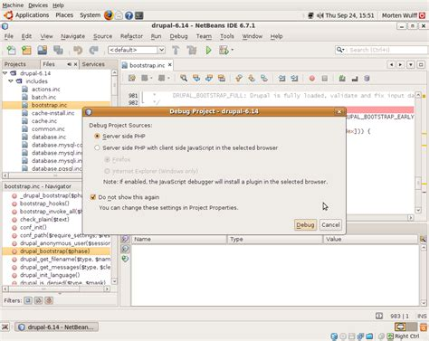 tutorial xdebug ubuntu ratatosk
