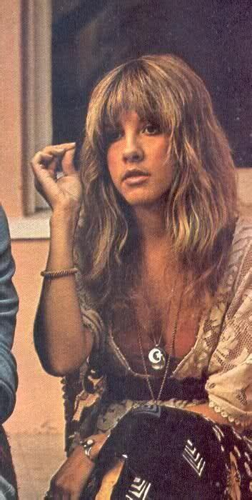 1975 hairstyles for women stevie nicks photos 1970s gypsy shag haircut crafts