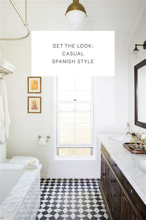spanish tile bathroom ideas 25 best ideas about spanish style bathrooms on pinterest