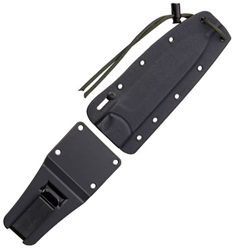 knife store escm6 esee 6 combat knife w sheath the knife store