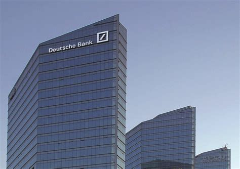 deutache bank five corporate powerhouses in the world of global currency