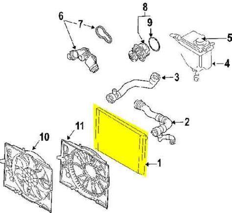 Bmw Factory Parts by Find Bmw 17117519209 Genuine Oem Factory Original Radiator