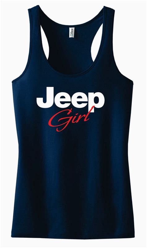 jeep tank top 48 best jeep tank tops images on pinterest