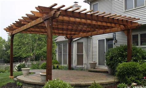 pergola design ideas 10 x 20 pergola 18 x 20 2x8 series