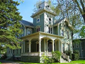 Queen Anne Victorian Homes Stuart Miner S Northwest Real Estate Own A Storybook Home