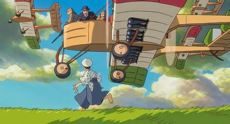 film animasi oscar 2014 gambar the wind rises film kartun walt disney terbaru