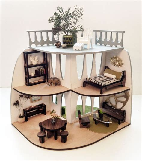 modern house furniture best 25 modern dollhouse ideas on doll house