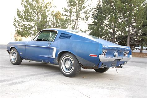 mustang fastback 68 68 mustang fastback gt