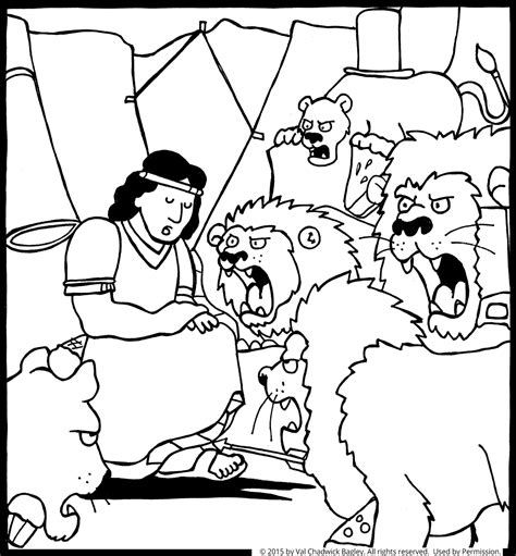 printable coloring pages daniel and the lions den free coloring pages of daniel and the lions den