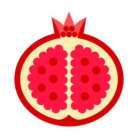Gallery For > Pomegranate Icon