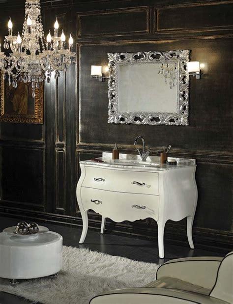 mobile stile barocco mobile bagno barocco