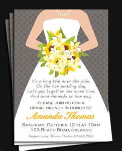 bridal luncheon invitations templates bridal gown invitation printable or printed with free shipping bridal shower luncheon or