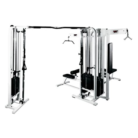 york st functional trainer cable crossover