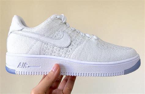 Nike Flyknite 1 nike flyknit air 1 white sneakerfiles