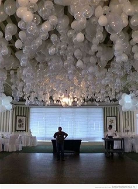 como decorar con globos con helio globos de helio archivos decoraci 243 n bodas