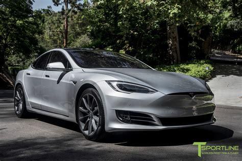 Tesla Model S Silver Silver Model S Tsportline Tesla Model S Model X