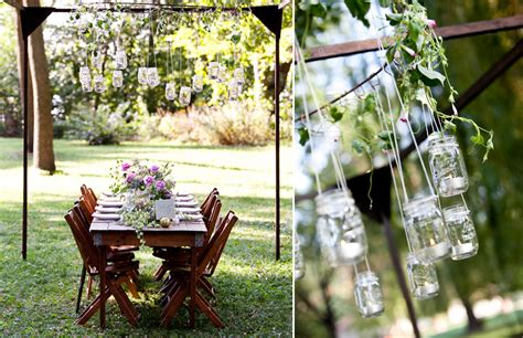 backyard wedding ideas diy the everygirl s backyard wedding the everygirl