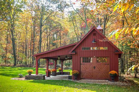 grand victorian single bay garage photos the barn yard