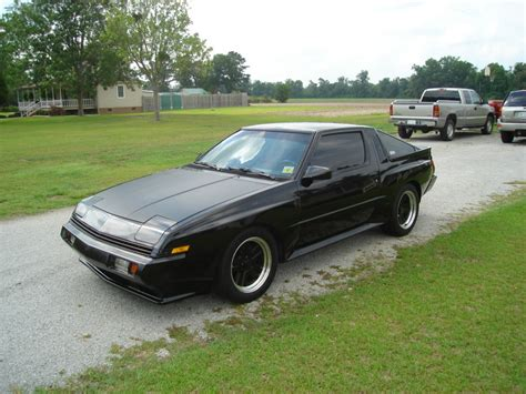 chrysler conquest chrysler conquest 1987