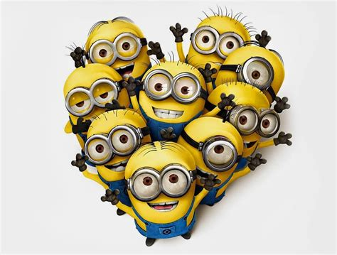 Setelan Minion Despicable Lover 1 Animated Back To The Capital Article Christian