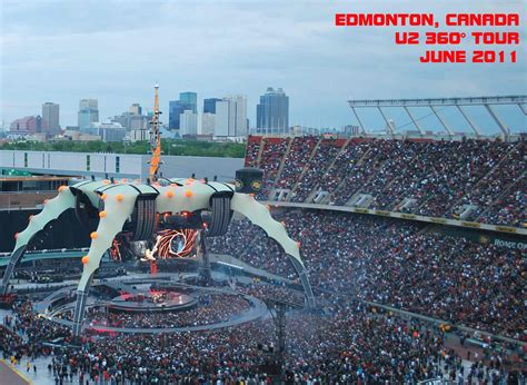 u2 fan access u2start com photos u2 in edmonton