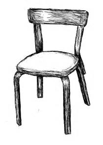 File chair black and white drawing jpg wikimedia commons