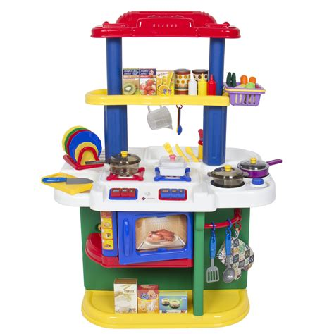 kitchen shining tikes kitchen for toddlers