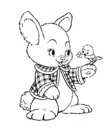 rabbit coloring pages pdf baby bunnies coloring pages 377 free printable coloring