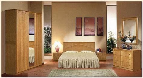 schlafzimmer holz massiv weiß wohnwand mit schrankbett
