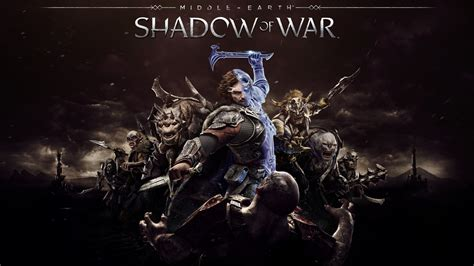 A War Of Shadows middle earth shadow of war 4k 8k 2017 wallpapers hd